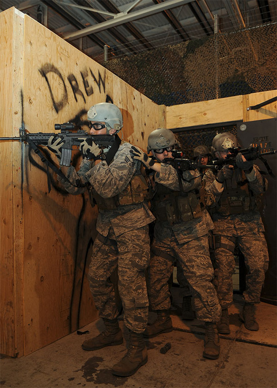 tactical response force  trf