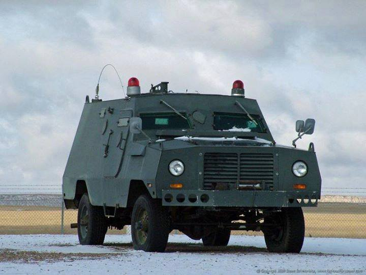 Tactical Vehicles Us Air Force Security Forces Virtual