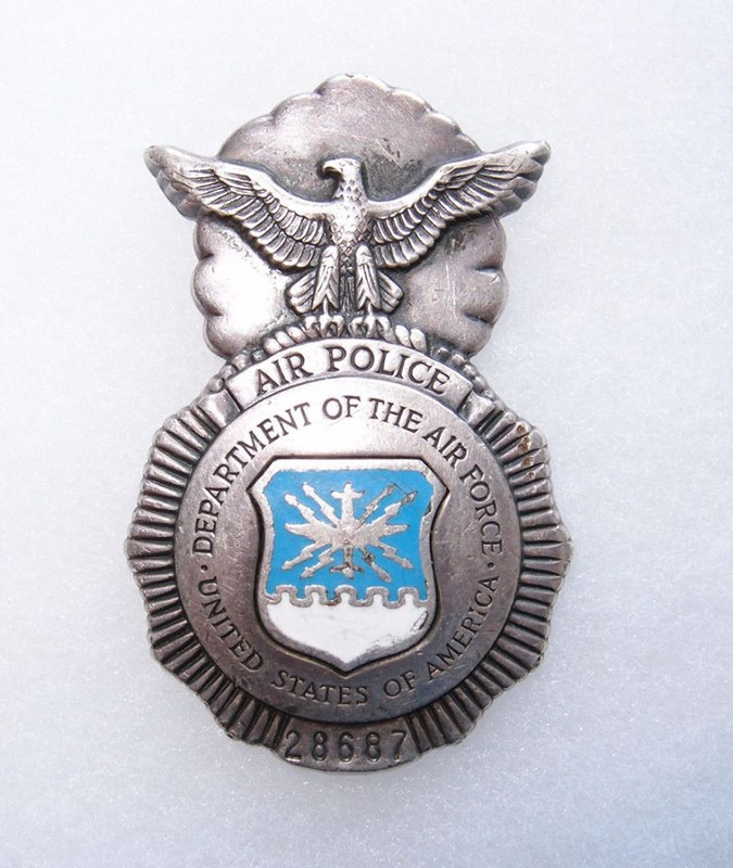 History Security Forces Memorial Military Police Usaf Sp